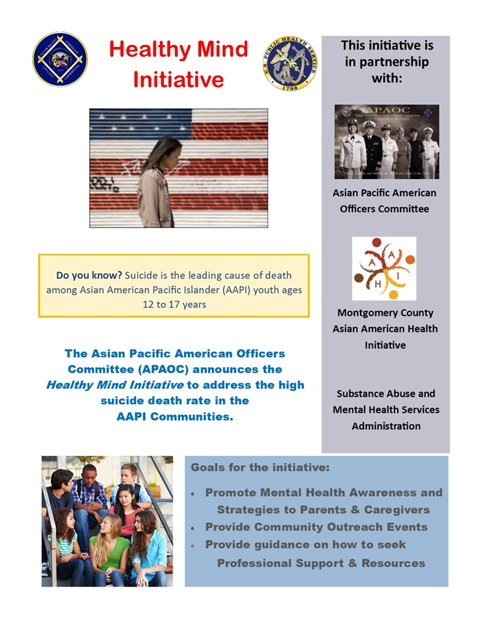 Asian Pacific American Officer Committee