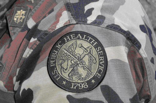commissioned corps of the u s  public health service  corps  uniforms